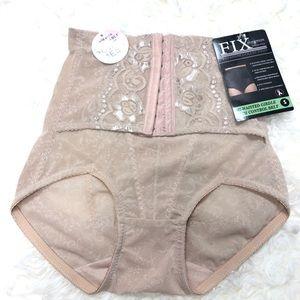 Fix shapewear hi waisted girdle wunderwear new